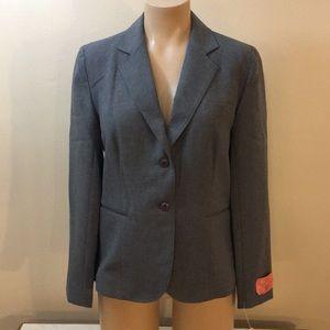 Vintage Levi's Grey Retro 70s Blazer Jacket Boho